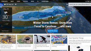 Weather.com Kills The Weather Channel's Credibility