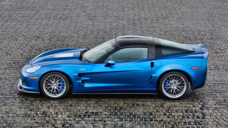 A Tribute to the ZR1.