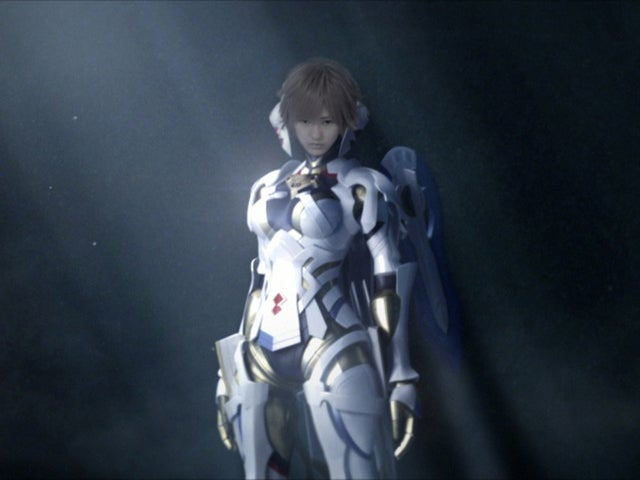 This Girl, Immortalized In Xenoblade CG