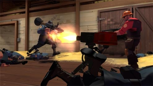 More Team Fortress 2 Changes Are Comin'