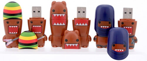 Domo-Kun Mimobots USB Drives