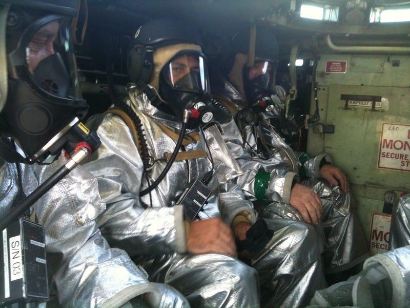 NASA's Astronaut Escape Plan Uses Hand-Me-Down Army Trucks
