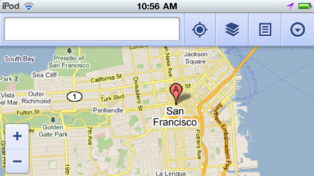 Google Revamps Mobile Webapp for Maps; Brings Features On Par with the Desktop Version