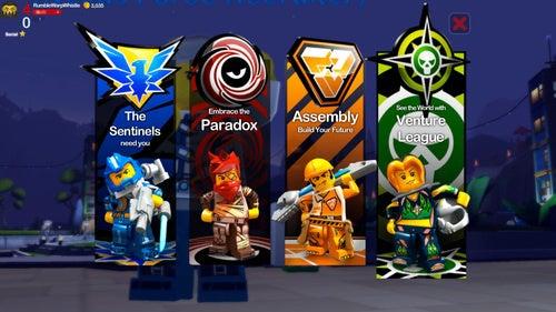LEGO Choice Gallery