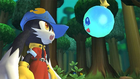 Klonoa Wii-make Hands On: Awesomely Waggle-Free