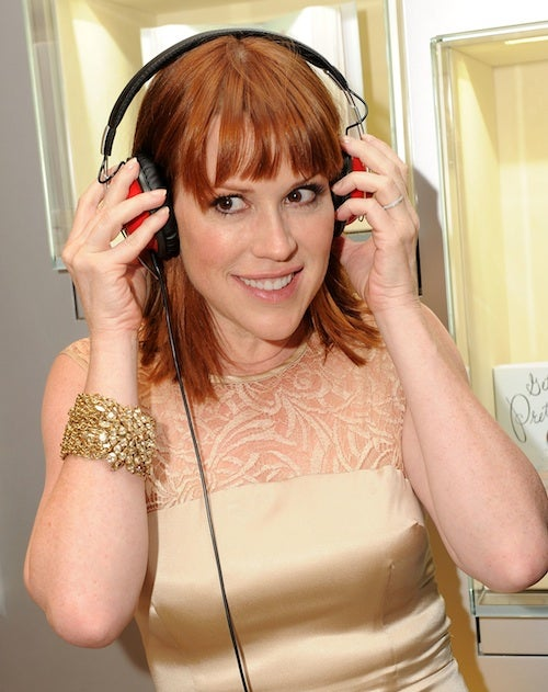 Molly Ringwald On Teen Pregnancy, Bristol Palin, And For Keeps