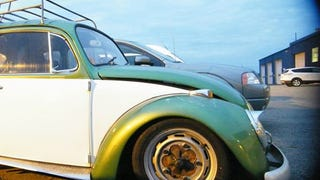 Beetle Runs for First Time in 4-5 Years.
