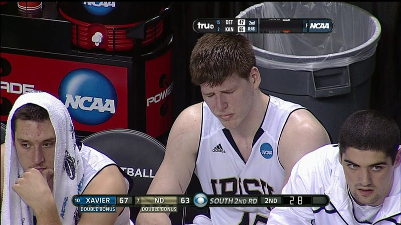 Big Wins And Ugly Losses: Faces Of March Madness, Day Two
