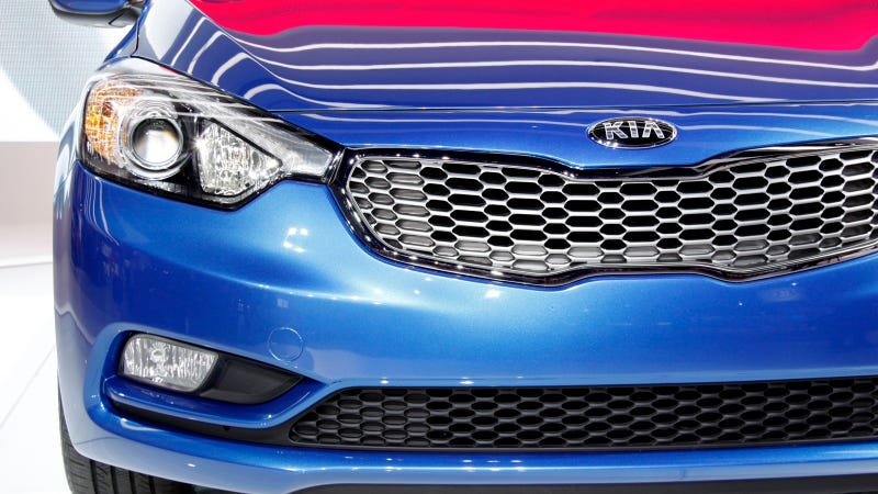 Hey, The New Kia Forte Looks Pretty Good