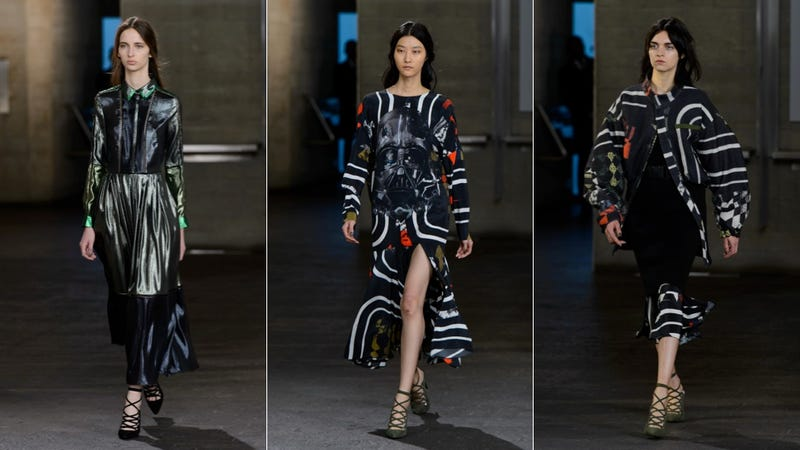 Another Star Wars-Themed Collection Hits the Fashion Week Runway