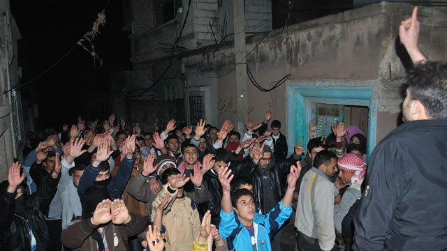 """Obama to Syrian People: """"We Are With You, and the Assad Regime Must Come to an End"""""""