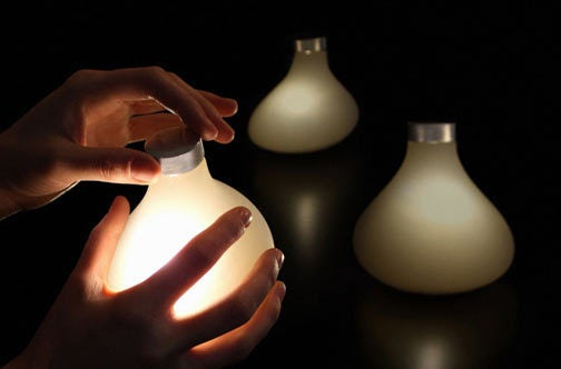 Share Aware Lamps: The Greenest Way to Pick Fights at Home