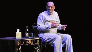 Man Says He Stood Guard While Cosby Brought Models into Dressing Room