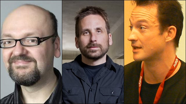 David Gaider, Ken Levine, and Chris Avellone Discuss What Matters Most in Games: the Words or the World?