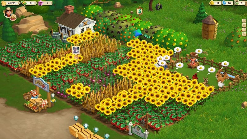 Sex, Lies and Strawberries: Kotaku's Month Of FarmVille 2