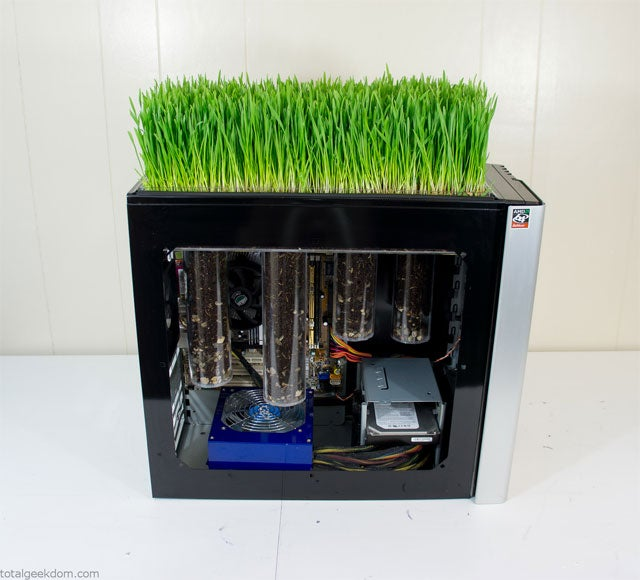 Your PC Doesn't Have to Break to Be Turned Into a Planter