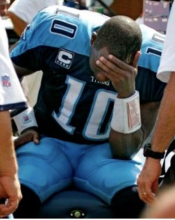 One More Columnist Boldly Proclaims That Vince Young Is Not A Good NFL Player
