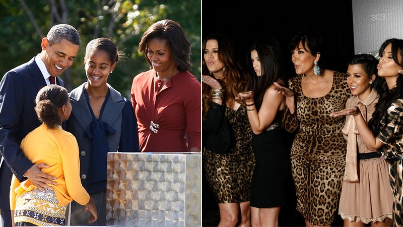 President Obama is Not Keeping Up With the Kardashians