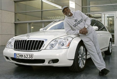 Deliver My Mother******* Maybach, Bitch: Samuel L. Jackson Gets a 57 S