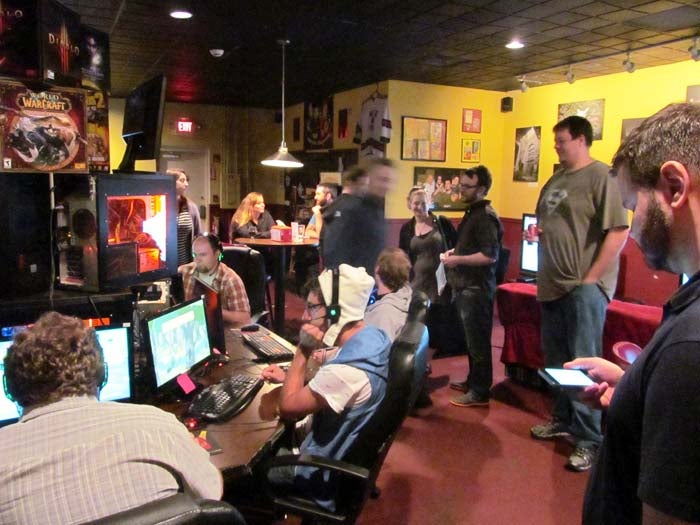 If You're A Geek In Atlanta, You Should Visit Battle & Brew