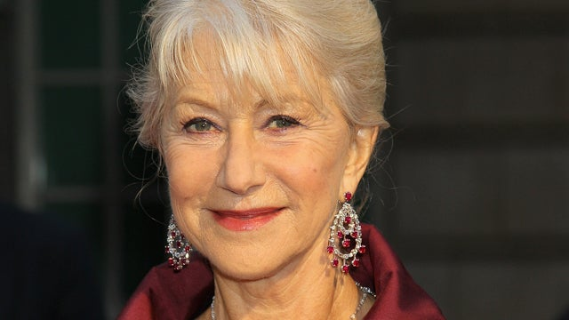 Helen Mirren Tried To Convince Herself To Want Kids, But It Didn't Work