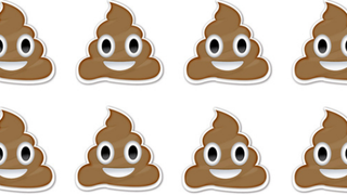 A Brief History of the Poop Emoji