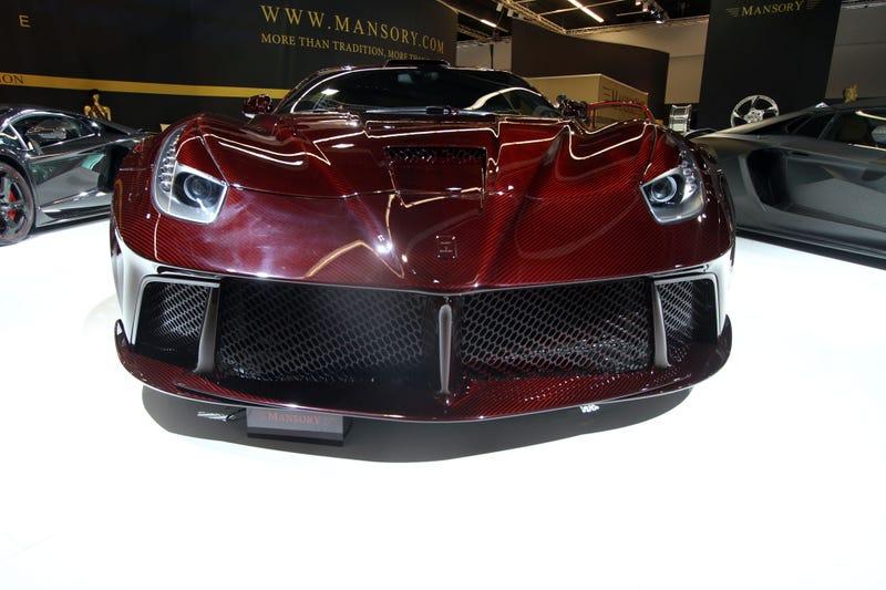 Mansory Still Knows How To Ruin A Ferrari