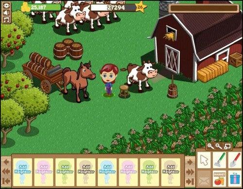 Facebook, Farmville Reach Truce on Virtual Currency