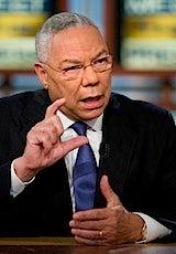Colin Powell Slams Rush Limbaugh