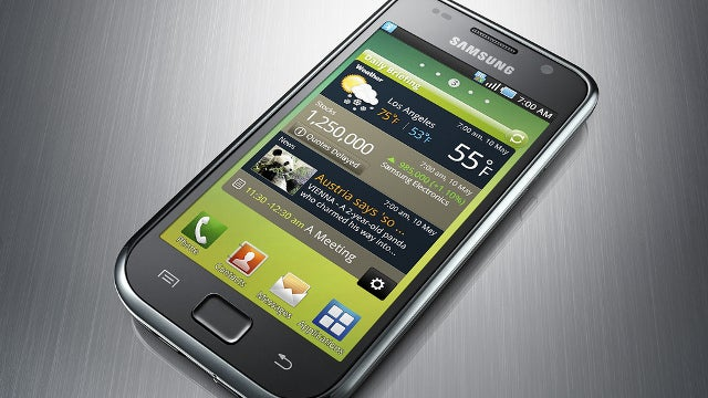 The Galaxy S and Galaxy Tab Are Not Getting Ice Cream Sandwich