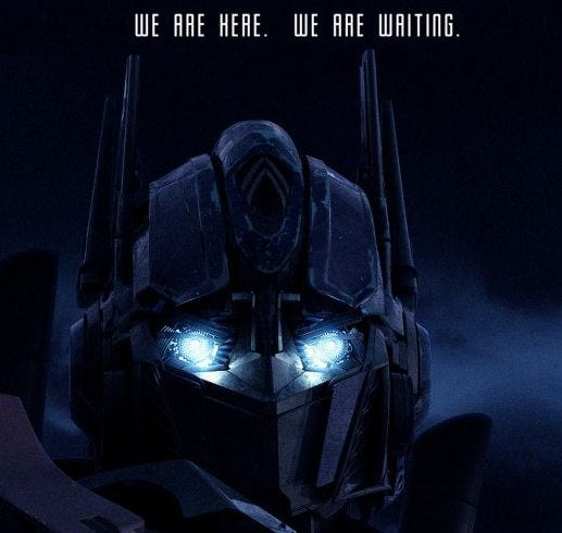 Optimus Is Pissed About You Spreading Those Shia Rumors