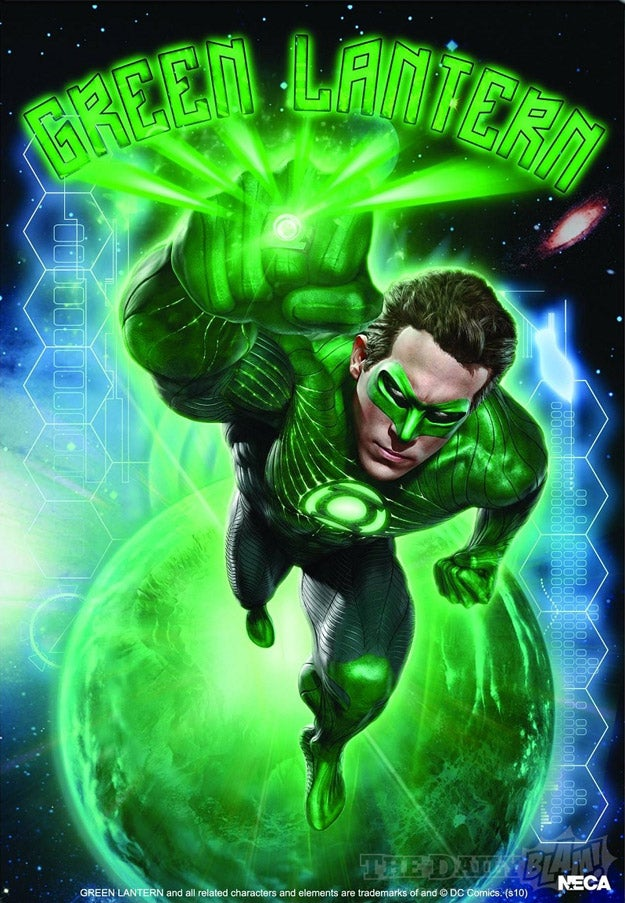 Green Lantern posters