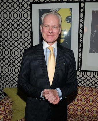 "Tim Gunn Dishes On Taylor Momsen's ""Pathetic"" Diva Behavior"