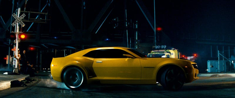 The Ten Most Inappropriate Movie Cars