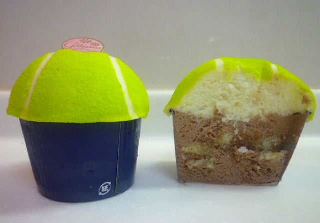 I Had No Idea Tennis Balls Could Look so Delicious