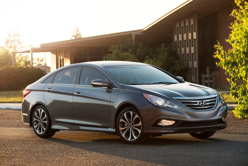 The Sonata's Lack Of 'Dependability' Is Hurting Hyundai