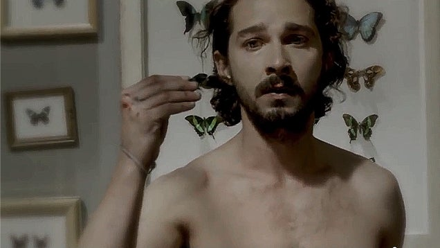 Was Shia LaBeouf's Erratic Behavior an MK-ULTRA Programming Glitch?
