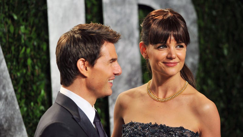 Is Katie Holmes Being Stalked by Scientologists?