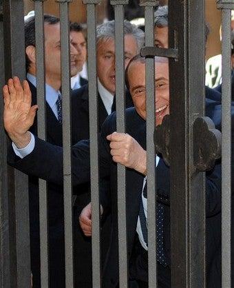 Italian Court Overturns Berlusconi's Immunity
