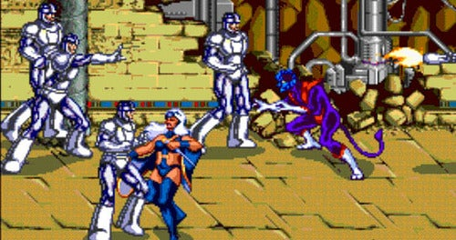 A Brief History Of Comic Book Arcade Games