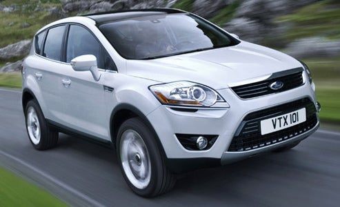Could Ford Retool Truck Plants To Produce Euro Fords?