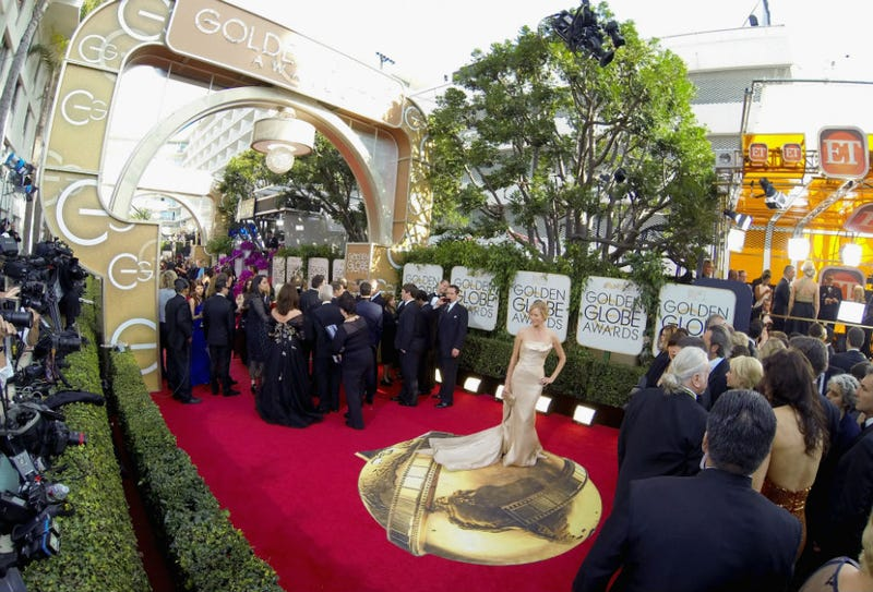 Six Moments From the Golden Globes That Made Me Question Reality