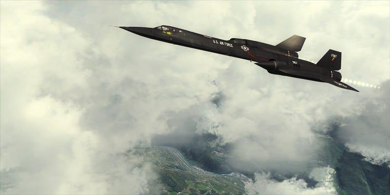 Flight Simulator Has Never Looked So Good