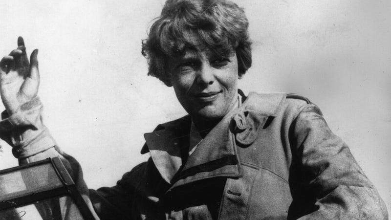 Detective Hillary Clinton Now Trying to Solve Amelia Earhart Mystery