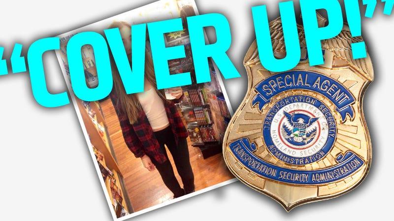 Los Angeles TSA Needlessly Slut-Shames The Wrong 15-Year Old Girl