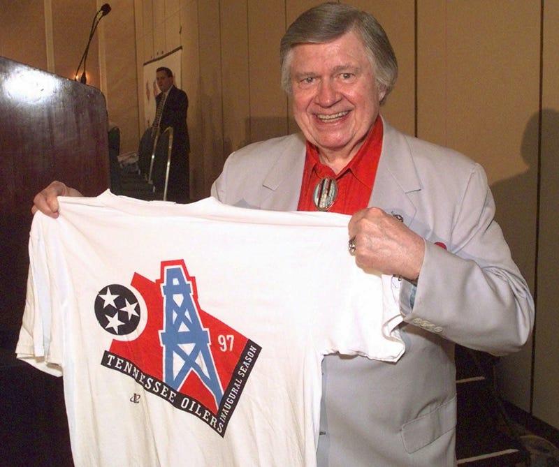 Titans Owner Bud Adams Dies At 90