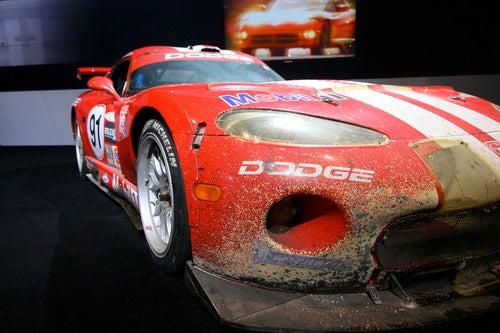 2011 Dodge Viper ACR 1:33 Edition & 2011 Viper ACR Vooodoo Edition Gallery: L.A. Auto Show