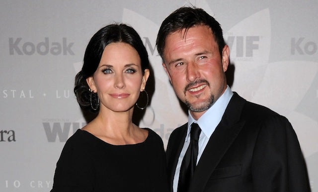 Courteney Cox and David Arquette Are Still Doing It