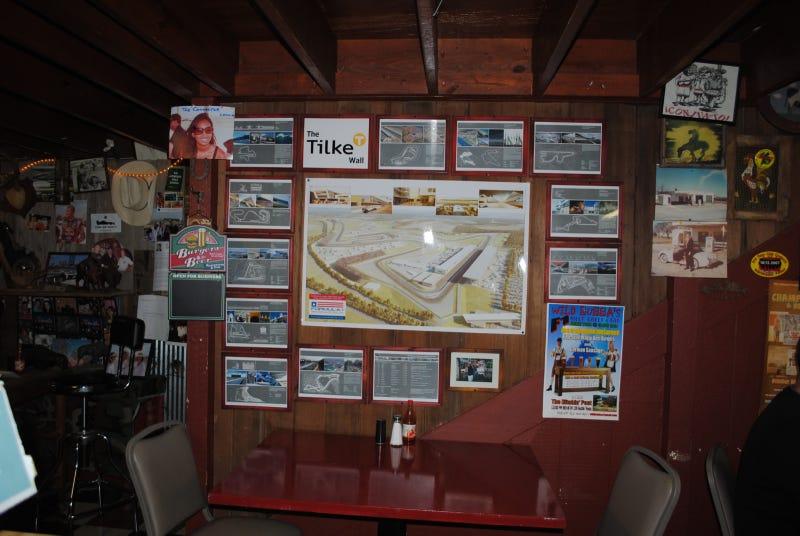 Elroy Track Visit