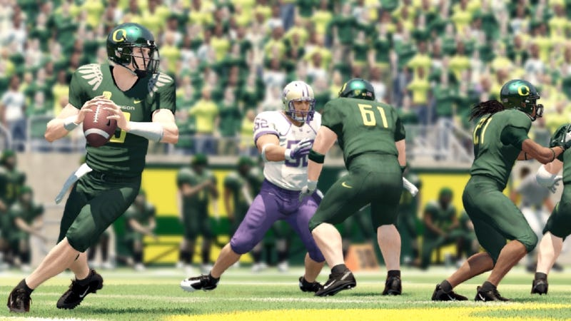 A Backup Quarterback Pushes You to be Better in NCAA Football 13
